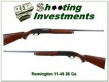 Remington 11-48 28 gauge made in 1956 28in Mod! - 1 of 4
