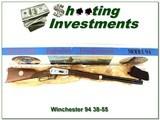 Winchester 94 Legendary Frontiersman 38-55 unfired in box