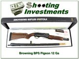 Browning BPS Pigeon Grade 12 Gauge like new and rare - 1 of 4