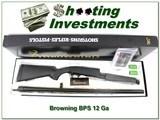 Browning BPS Engraved Magnum 12 Ga Stalker 32in NIB