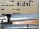 Weatherby Mark V Custom Shop 460 early Japan NIB w scope! - 4 of 4
