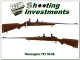 Remington 721 1951 made 30-06 nice