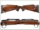 Remington 700 BDL Custom Deluxe engraved 338 RUM - 2 of 4
