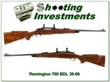 Remington 700 BDL first model top condition 30-06