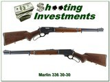 Marlin 336 RC 1967 made JM Marked pre-safety Gold trigger 30-30