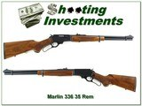 Marlin 336CS 1994 JM Marked 35 Remington