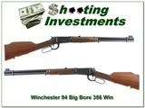 Winchester 94 AE XTR rare 356 Win looks new and unfired