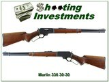 Marlin 336 RC 30-30 made in 1960 JM marked pre-safety nice!
