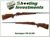 Remington 700 Varmint Special 1973 made 22-250
