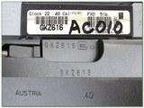 Glock 22 Gen 3 40 S&W new in case - 4 of 4