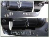 Ruger Single Six 3 screw flat top 2 tone 22LR - 4 of 4