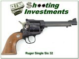 Ruger New Model Single Six in 32 H&R Magnum - 1 of 4