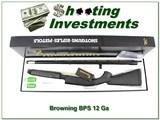 Browning BPS Engraved Magnum 12 Ga Stalker 32in NIB!