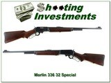 Marlin 336 A DL 1949 waffle top made 32 Special collector