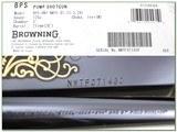 Browning BPS NWTF commemorative 12 Ga Magnum NIB - 4 of 4