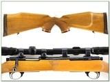 Sako L461 Deluxe 222 Magnum Bofors Steel top collector! - 2 of 4