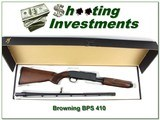 Browning BPS original field 410 Ga near new in box