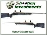 Diablo Custom Rifles 28 Nosler as new!