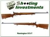 Remington 513-T Matchmaster 22LR