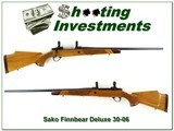 Sako L61R Finnbear Deluxe 30-06 collector cond!