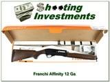Franchi Affinity 12 Ga walnut 26in ANIB!