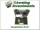Springfield Armory Micro Compact 1911 45 ACP
