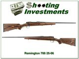 Remington 700 ADL in 25-06 made in 2015 Exc Cond