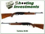 Remington 742 Carbine 30-06 made in 1994!