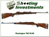 Remington 700 BDL Custom Deluxe 30-06 Exc Cond!
