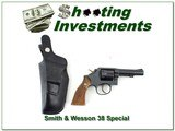 Smith & Wesson Model 10-8 38 Special with holster