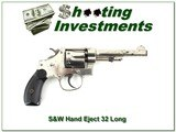 Smith & Wesson 1903 Hand Eject 2nd Model 32