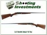 LC Smith Ideal Grade 1928 Long Range 30in barrels Exc Cond