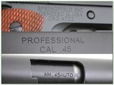 Springfield Professional Custom Shop made 1911 Exc Cond! - 4 of 4