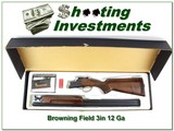 Browning Citori 12 Ga 28in Invector 3in in box
