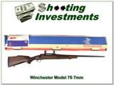 Winchester Model 70 older 7mm Rem Mag in box