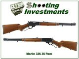 Marlin 336 35 Rem. JM Marked 1972 Pre Safety Gold Trigger Exc Cond - 1 of 4