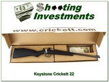 Keystone Sporting Arms Cricket .22LR Rifle NIB - 1 of 4