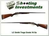 LC Smith Trap Grade 20 Gauge 28in ejectors original finishes!