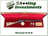 Winchester 94 Texas Ranger Set with Tomahawk and Knife in cases! - 1 of 5