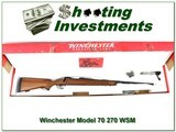 Winchester 70 Featherweight 270 WSM ANIB