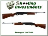 Remington 760 30-06 made in 1962 Collector Cond!