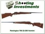 Remington 700 Varmint Special 22-250 Rem 1975 collector!