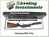 Browning BPS 3in 12 Ga earlier model in box 28in