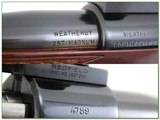 Weatherby FN 1956 made 257 Weatherby collector! - 4 of 4