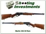 Marlin 336 RC 1953 made JM Marlin in 35 Remington