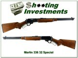Marlin 336 RC 1952 made JM Marked 32 Special harder to find!
