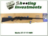 Marlin XT-17 17 HMR unfired and in the box!