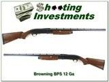 Browning BPS 12 Gauge made in 1989 28in invector barrel