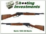 Marlin 1895 M Guild Gun 450 Marlin JM Marked 2000 First Year!