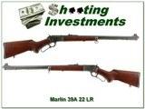 Marlin 39 A Original Golden 22LR